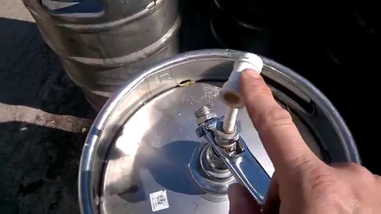 Como abrir un barril de cerveza y no morir en el intento for Partes de un grifo