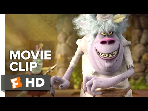Trolls Movie CLIP - Never Say Never (2016) - Christopher Mintz-Plasse Movie