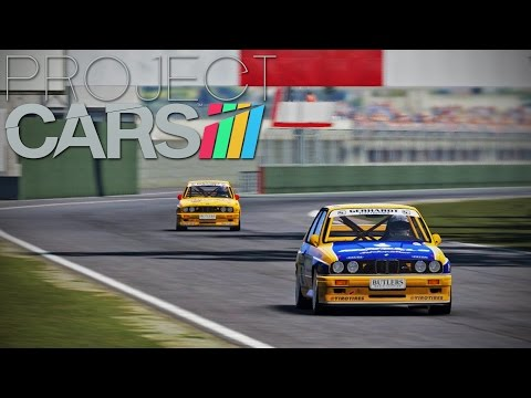 Project Cars - MP Episode 1 - Mixing Classes!