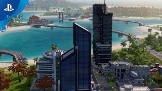 Tropico 6 - The Llama of Wall Street DLC Launch Trailer | PS4