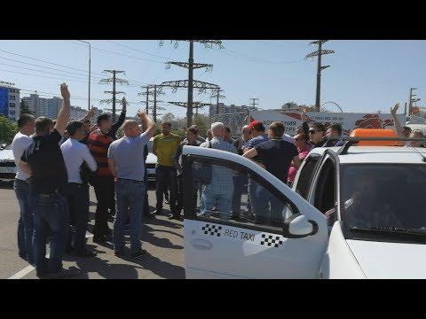 Сочи: бунт водителей против