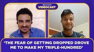 ESPNcricinfo Videocast With Sanjay Manjrekar - Featuring Mayank Agarwal