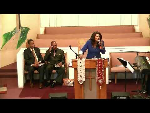 Pastor Evon McMurry- My Sheep Know My Voice