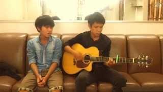 Hoàng Hôn Tháng 8 guitar cover