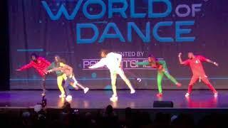 World Of Dance Chicago | The FutureKingz | 11-12-17