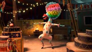 Madagascar 3- Afro Circus- I Like To Move It-Music