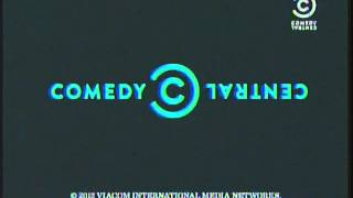 Comedy Central - with Copyright byline