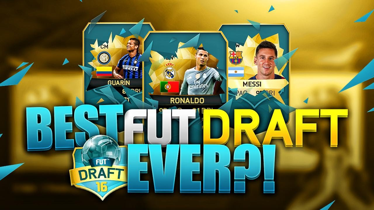 how to win fut draft