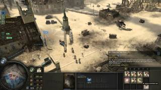 Company of Heroes Max Settings Gameplay - GTX 560 Ti [HD]