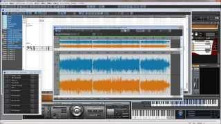 T- SQUARE MIDI打ち込み RAINY DAY RAINY HEART