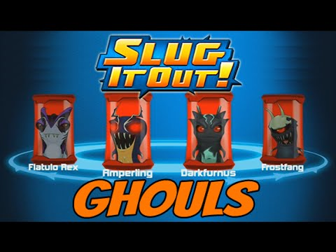 Slugterra Slug It Out! GHOULS ARE FINALLY HERE (New Update)