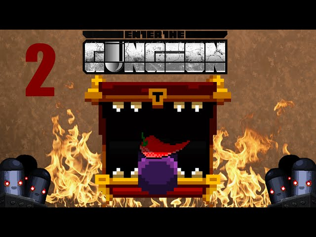🎮 Enter the Gungeon | SPICY CHEST CHALLENGE | Part.2 | Gameplay FR