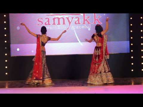Wedding Dresses Collection Fashion Show 2014| New Wedding Lehengas| Bridal Men's Sherwanis - Samyakk