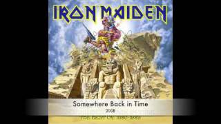 Iron Maiden Album/Single Cover Artworks (1980-2010)
