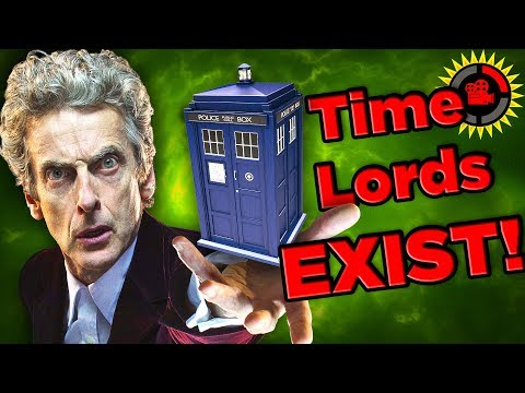 Film Theory: Doctor Who Time Lords REALLY EXIST! (pt. 3)