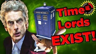connectYoutube - Film Theory: Doctor Who Time Lords REALLY EXIST! (pt. 3)