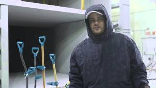 Yardworks Snow Shovel - Jays Testimonial