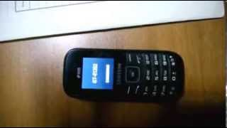 MALFUNZIONAMENTO SAMSUNG GT-E 1202 DUAL SIM(racconto la mia triste storia. Il telefono è stato acquistato nel mese di agosto 2013, all'atto dell'acquisto già presentava il difetto evidenziato nel video ovvero un ..., 2013-11-04T19:47:23.000Z)