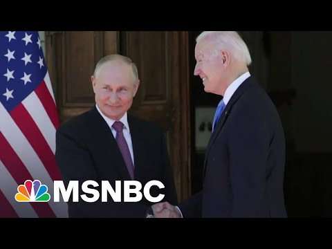 Russian Hacking Group Targets Software Company Kaseya | MSNBC