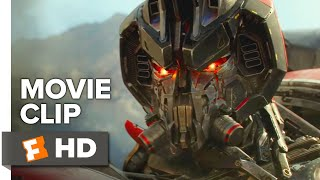 Bumblebee Movie Clip - Not the Airforce (2018) | Movieclips Coming Soon