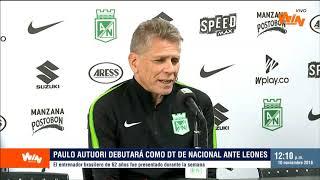 Leones vs Nacional (Previa) Fecha 19 | Liga Aguila 2018-II