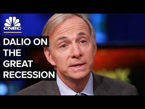 Ray Dalio's Lessons From The Financial Crisis