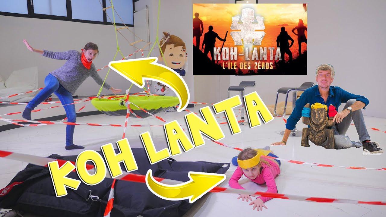 KOH LANTA 2020 • L'ILE DES ZÉROS - STUDIO BUBBLE TEA court-métrage parodie KOH LANTA L'île