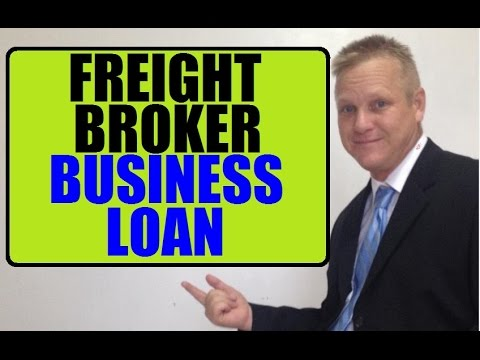 Where To Find Freight Broker Small Business Loans To Expand Your Business
