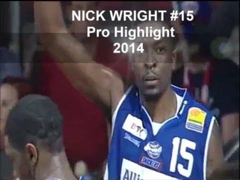 Nick Wright 2014 Pro Highlight Tape