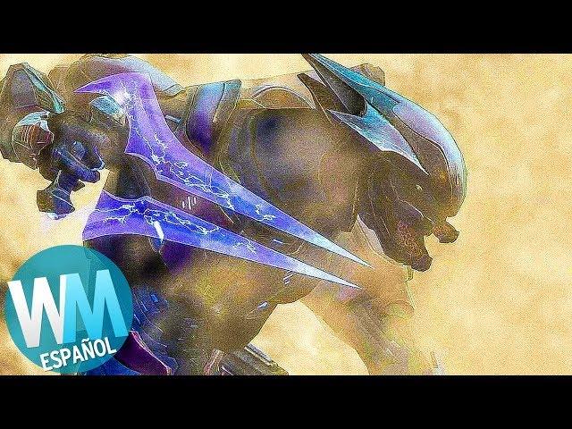 ¡Top 10 GENIALES Armas de Videojuegos!