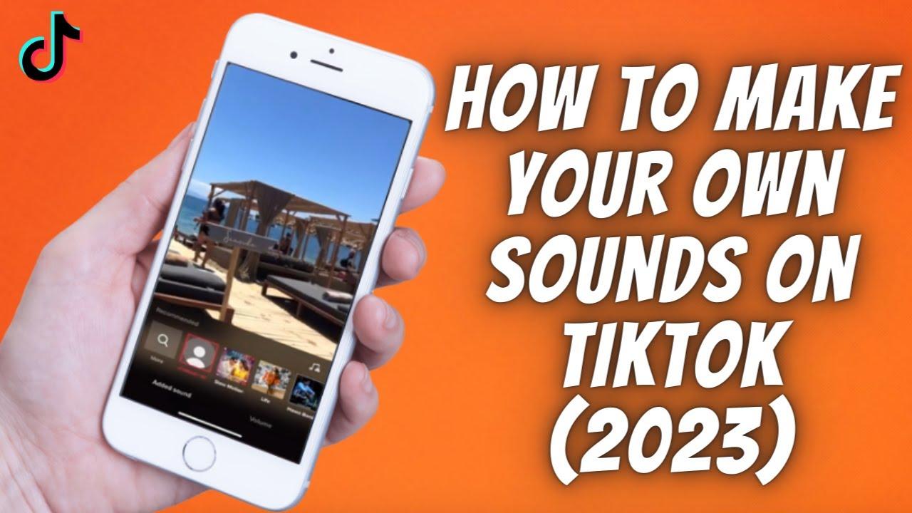 Rename Your Original Sound To Make Your Tiktok Video More Shareable Smartphones Gadget Hacks