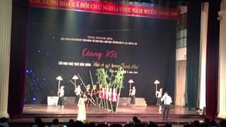 Nồng Nàn Khúc Hát Tỉnh Thanh_Trường ĐH Công Nghiệp TP.Hồ Chí Minh cơ sở 3 Thanh Hóa