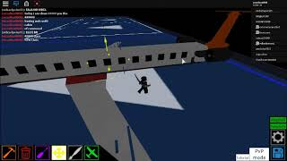 showcase of the boeing MD-80 | Roblox plane crazy|