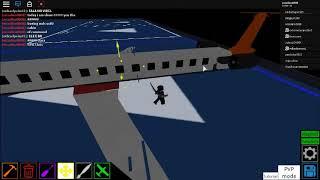 vetrina del boeing MD-80 Aereo Roblox pazzo