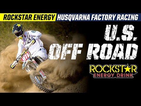 Rockstar Energy Husqvarna Factory Racing - US Off-road