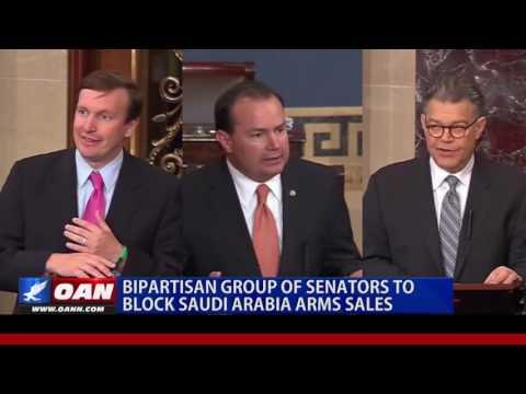 Bipartisan Group of Senators Block Saudi Arabia Arms Sale