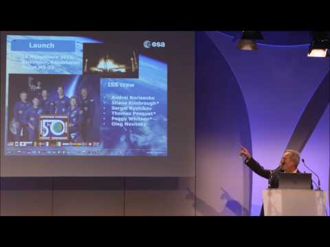 """Spring Meetings 2017 - GNF """"PROXIMA Mission Presentation"""""""