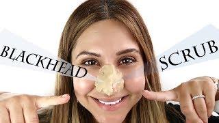 DIY Blackhead Scrub - Bye Bye Blackheads!