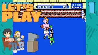 Mike Tyson's Punch-Out!! NES Let's Play Part 1