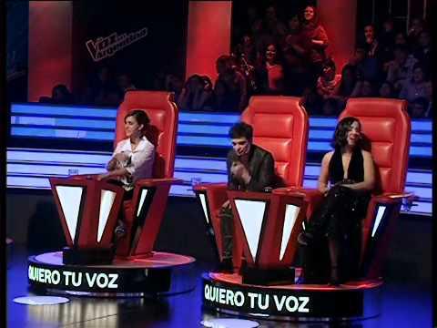 La Voz Argentina: Programa 7 - Audiciones a Ciegas (Completo)