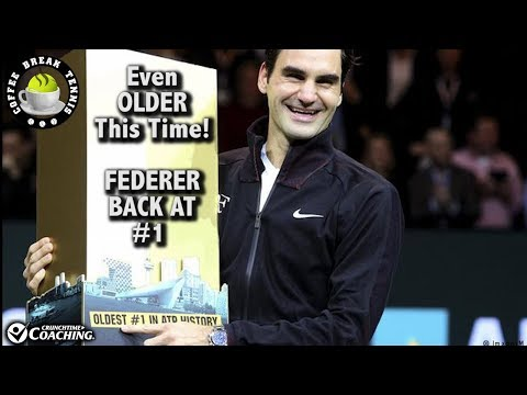 Federer #1 AGAIN, Nadal NOT Worried About THIEM, McEnroe's Million$ | Coffee Break Tennis