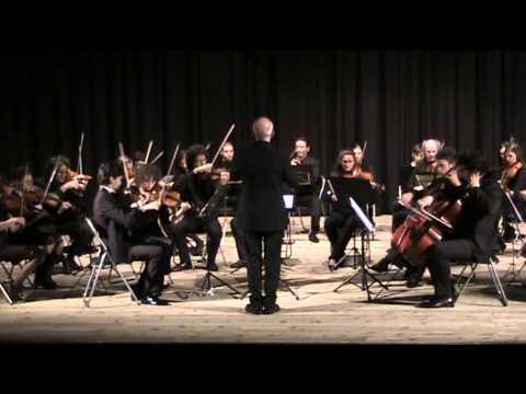 Sinfonia in La maggiore K 201