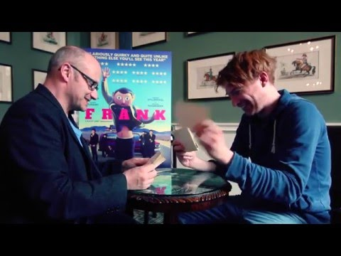Lenny Abrahamson & Domhnall Gleeson get Frank...part 1