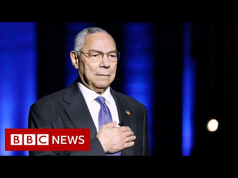 Colin Powell: From Vietnam vet to secretary of state - BBC News
