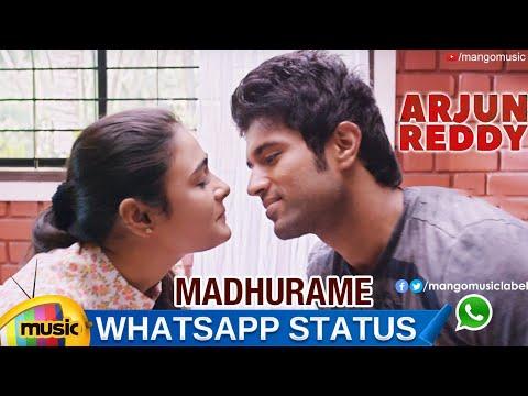 Best Love WhatsApp Status Video | Madhurame Video Song | Arjun Reddy Songs | Vijay Deverakonda