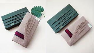 禮物包裝   長禮物盒包裝教學-傳統型6.0(전통포장)