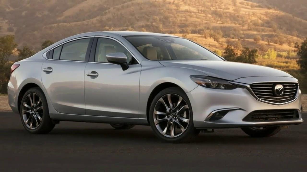 New 2017 Mazda 6 Signature Interior Exterior Review Youtube