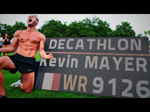 Kevin Mayer - My 9126pts WR