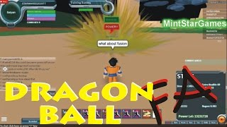 Roblox: DRAGON BALL FINAL ADVENTURES (Some) Transformations
