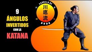 Angulos Invertidos con el NinjaTo. Kenjutsu
